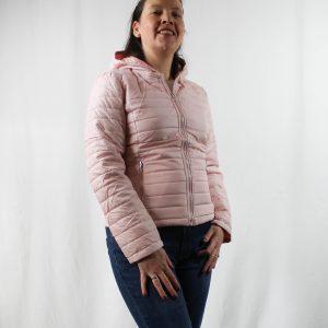 Pink Anorak Jerros Birr