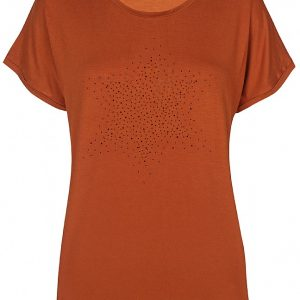 Orange t-shirt Jerros Birr zeze