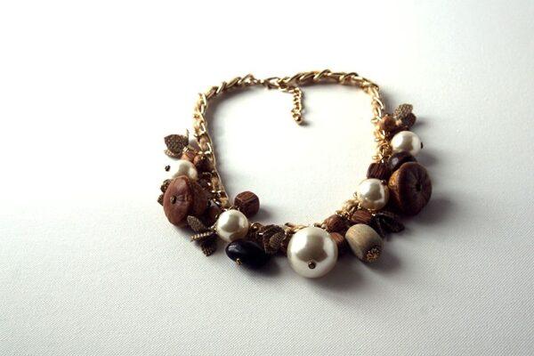 Natural Necklace Jerros Birr