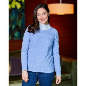 Wave Cashmillion sweater paco