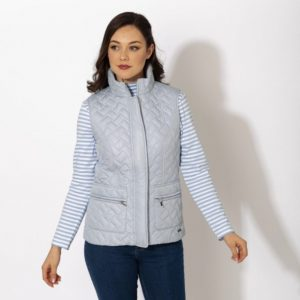rectangle quilt gilet paco